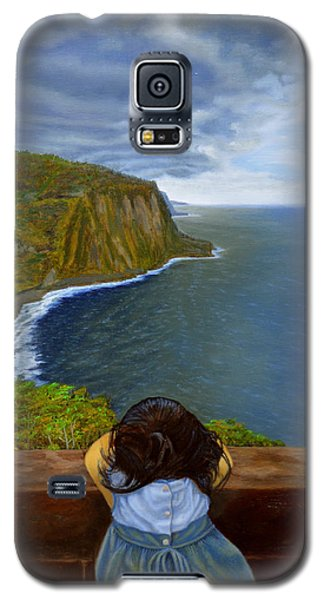 Amelie-an 's World Galaxy S5 Case