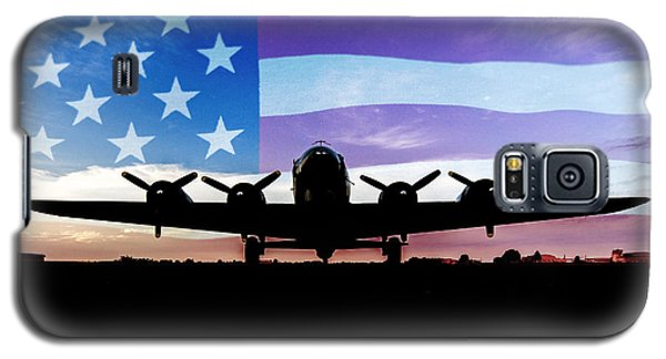 American B-17 Flying Fortress Galaxy S5 Case