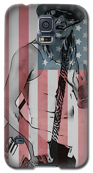 American Badass Galaxy S5 Case by Dan Sproul