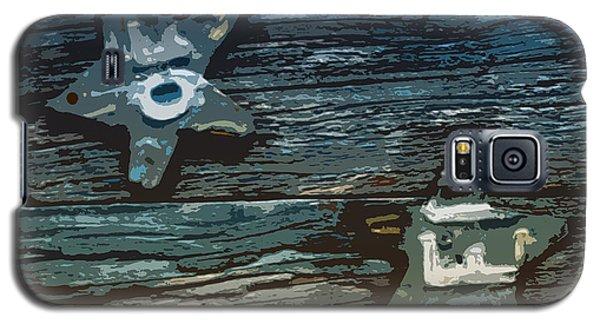 American Cutout Galaxy S5 Case