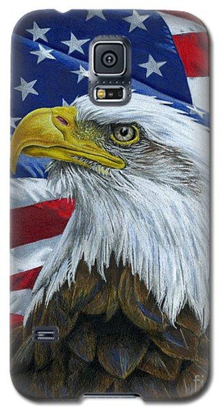 American Eagle Galaxy S5 Case by Sarah Batalka