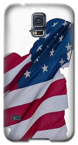 American Firefighter Galaxy S5 Case