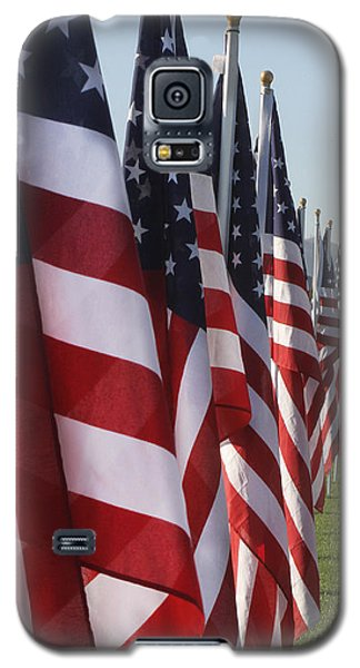 American Flags Galaxy S5 Case