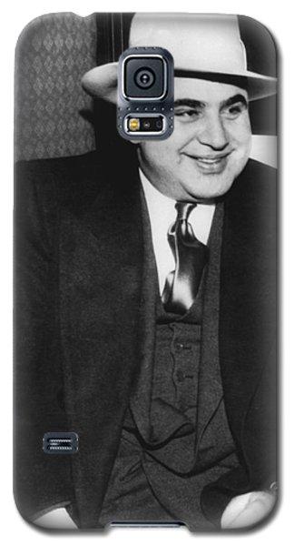 American Gangster Al Capone Galaxy S5 Case