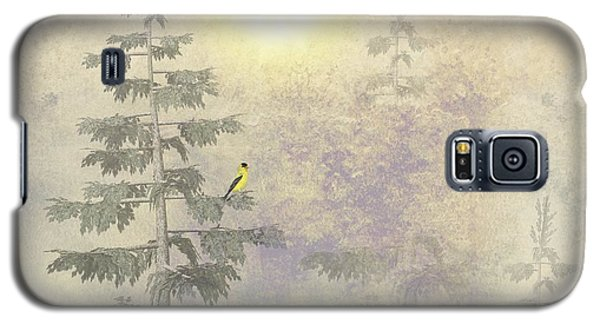 American Goldfinch Morning Mist  Galaxy S5 Case