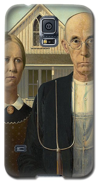American Gothic Galaxy S5 Case