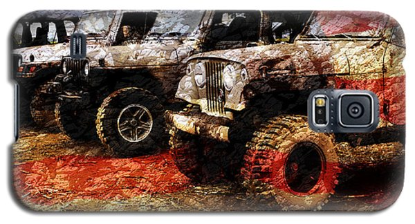 American Jeeps Galaxy S5 Case