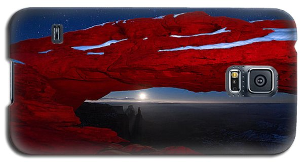 American Moonrise Galaxy S5 Case