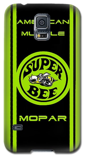 American Muscle - Mopar Galaxy S5 Case
