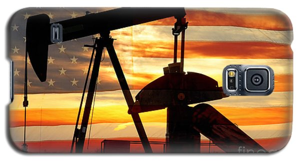 American Oil  Galaxy S5 Case
