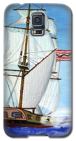 American Privateer Phoenix War Of 1812 Galaxy S5 Case