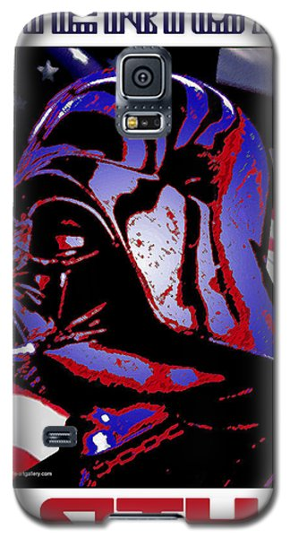 American Sith Galaxy S5 Case by Dale Loos Jr