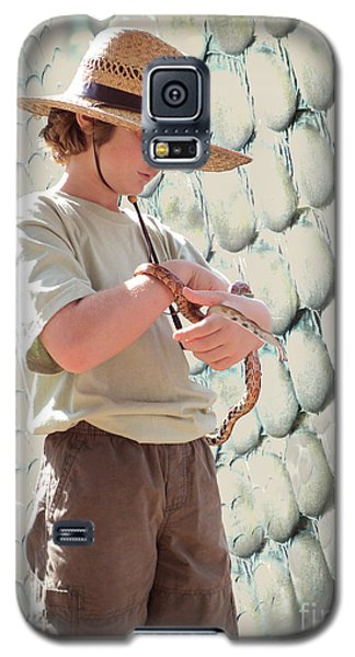 American Snake Charmer Galaxy S5 Case