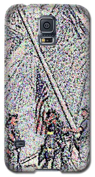 American Spirit Galaxy S5 Case by Alys Caviness-Gober