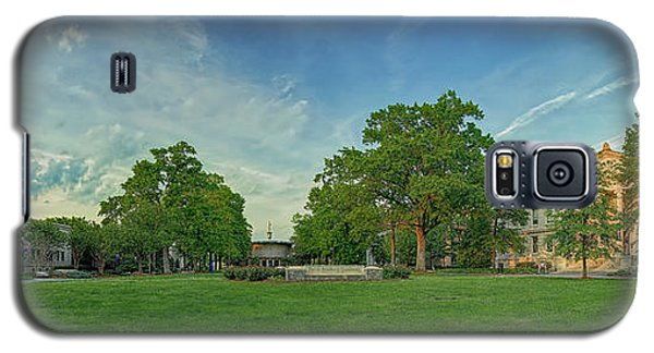 American University Quad Galaxy S5 Case