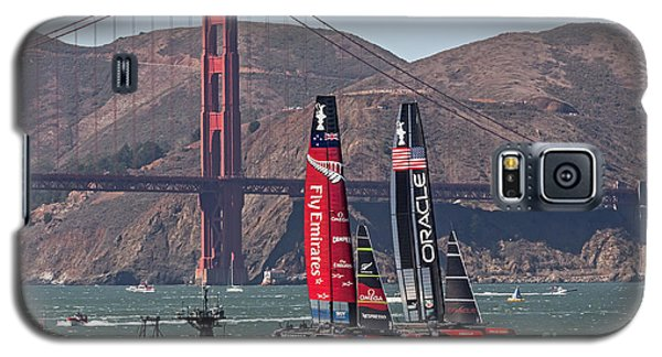Americas Cup At The Gate Galaxy S5 Case