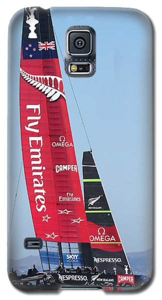 America's Cup Emirates Team New Zealand Galaxy S5 Case