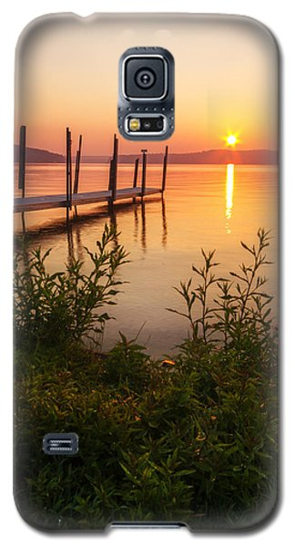 Ames Farm Landing Galaxy S5 Case