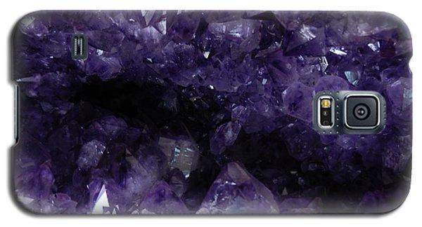 Amethyst Geode Galaxy S5 Case by Amar Sheow
