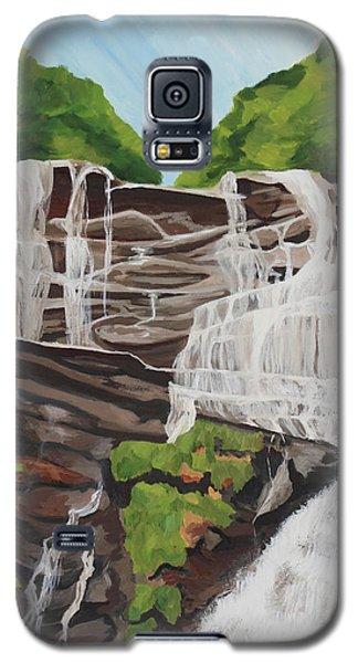 Amicalola Falls Galaxy S5 Case