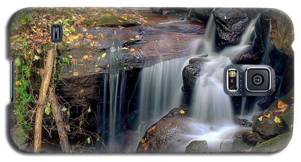 Amicalola Waterfall Galaxy S5 Case