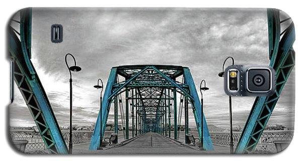 Amid The Bridge Galaxy S5 Case by Steven Llorca