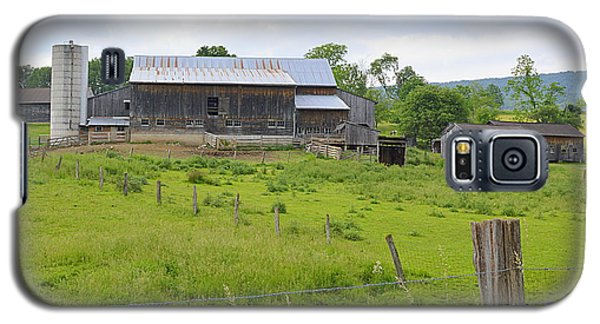 Amish Barn #1 - Woodward Pa Galaxy S5 Case