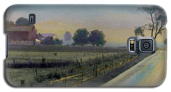 Amish Way Galaxy S5 Case