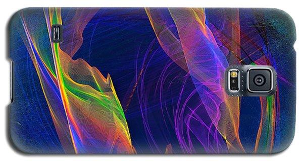 Amoebic Flagellum Galaxy S5 Case