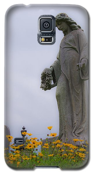 Among The Flowers Galaxy S5 Case