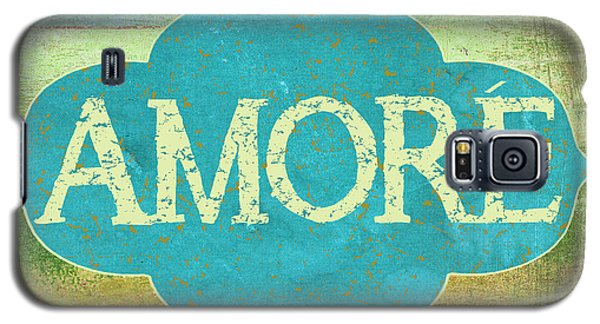 Amore Galaxy S5 Case by Marilu Windvand