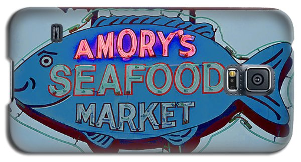 Amory Seafood Sign Galaxy S5 Case