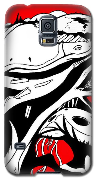 Amphibious Galaxy S5 Case