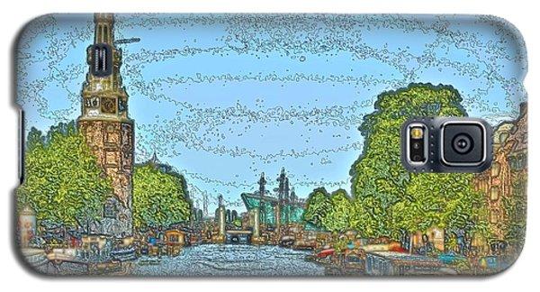 Amsterdam 2 Galaxy S5 Case by Steven Richman