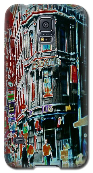Amsterdam Abstract Galaxy S5 Case
