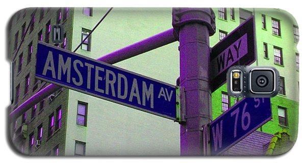 Amsterdam Avenue Galaxy S5 Case by Susan Carella