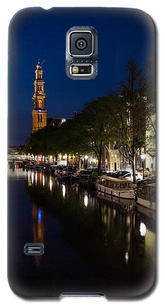 Amsterdam Blue Hour Galaxy S5 Case