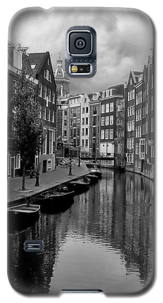 Amsterdam Canal Galaxy S5 Case by Heather Applegate