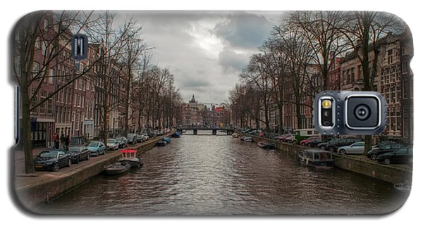 Amsterdam Canals Galaxy S5 Case