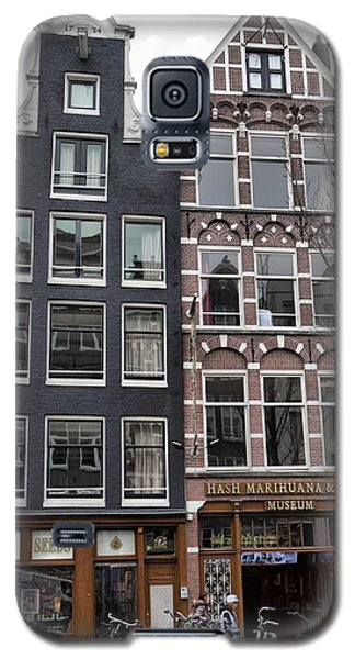 Amsterdam Hash Museum Galaxy S5 Case