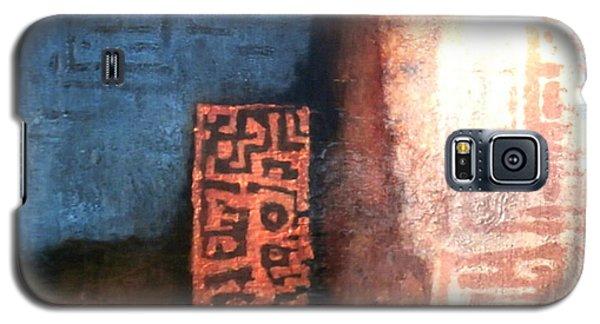 Amulet Galaxy S5 Case by Buck Buchheister