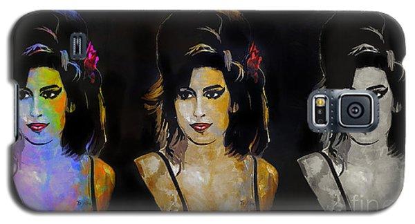Amy Jade Winehouse Galaxy S5 Case