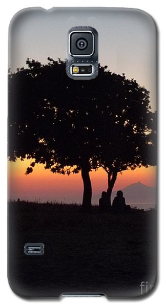 An African Sunset Galaxy S5 Case by Vicki Spindler