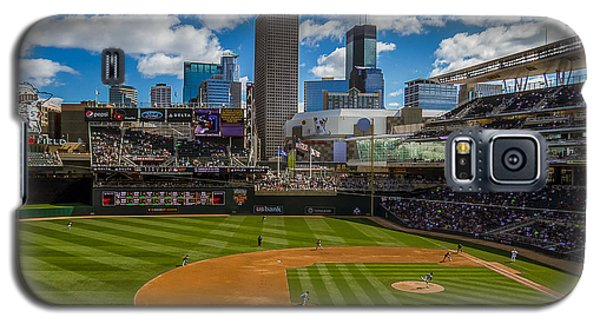 An Afternoon At Target Field Galaxy S5 Case
