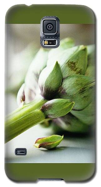 An Artichoke Galaxy S5 Case by Romulo Yanes