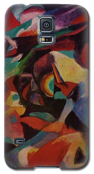 An Artist's Block Galaxy S5 Case by Christy Saunders Church