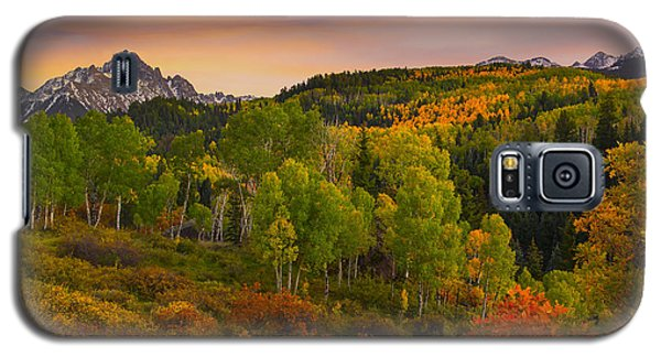 An Early Fall Morning Galaxy S5 Case