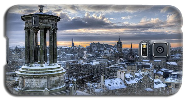 An Edinburgh Winter Galaxy S5 Case