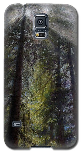 An Enchanted Forest Galaxy S5 Case