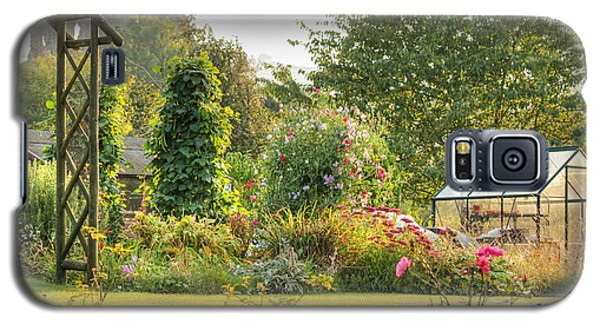 An English Country Garden Galaxy S5 Case